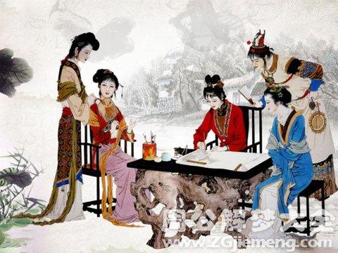 性梦之女人的幻想八:《红楼梦》.jpg