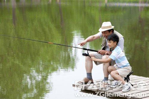 孕妇梦见钓鱼