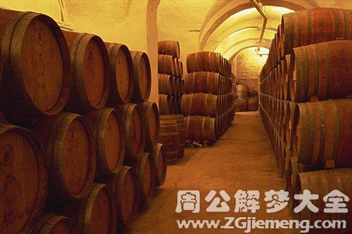 葡萄酒地窖
