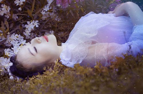 她连续九年梦见同一个人 原来冥冥之中早有安排