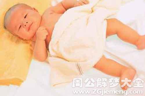 梦见生完孩子是什么意思图片