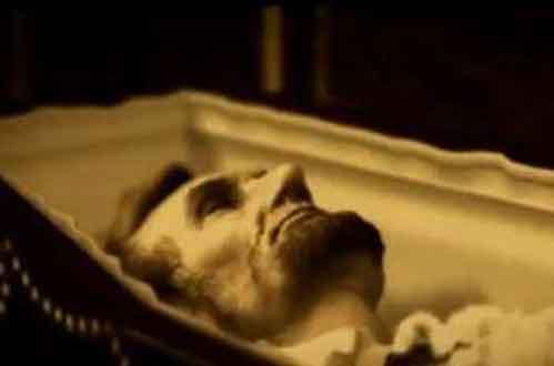 揭秘美总统林肯的怪梦 预示他将被暗杀