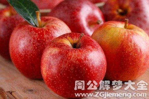 树上结苹果