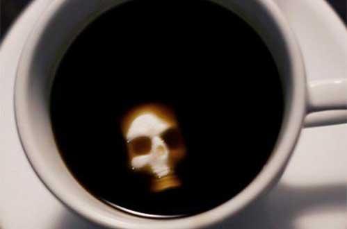 四大怪诞医学发现 喝咖啡容易见亡灵