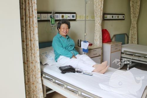 梦见去世的外婆住院了